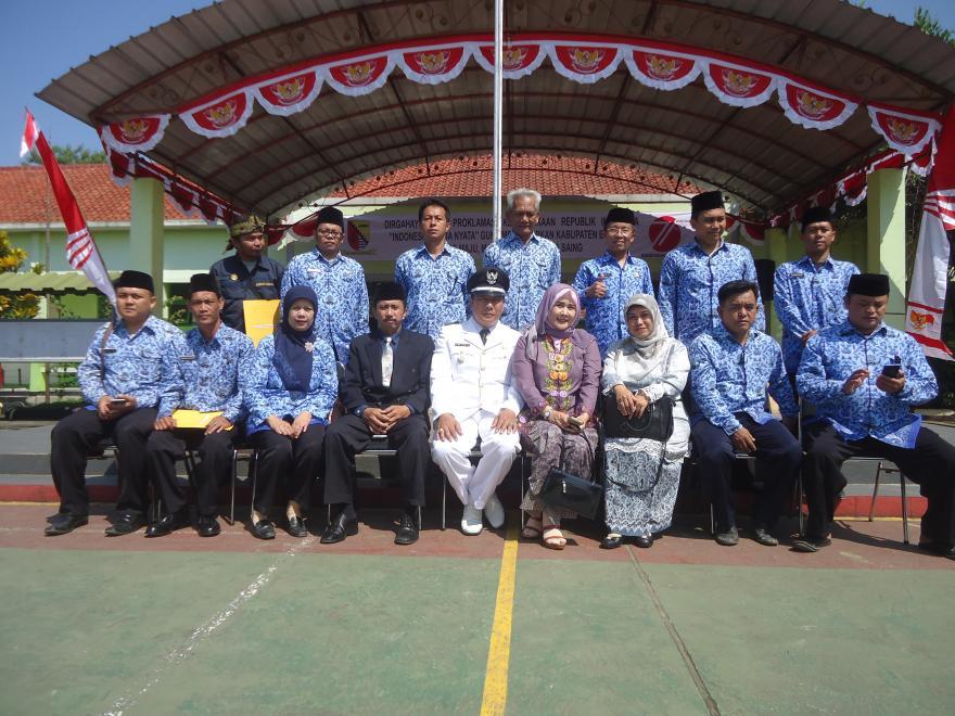 Perayaan Hari Kemerdekaan Republik Indonesia yang ke 71 Desa Margahayu Selatan Tahun 2017