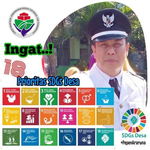 Prioritas SDGs Desa