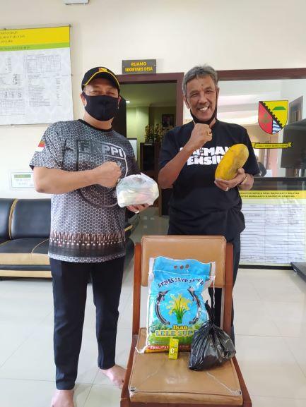 Album : PEMBERIAN MAKANAN BERGIZI BAGI WARGA